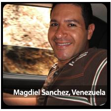 Magdiel Sánchez - Venezuela - Comerciante