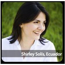 Shirley Solis - Ecuador